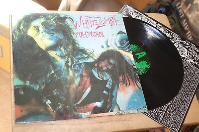 White Zombie - Soul Crusher - Rare Silent Explosion Records US 1st press !989