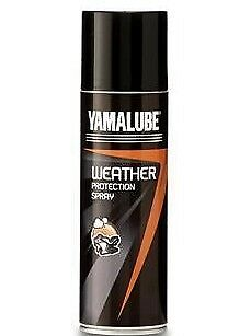 YAMAHA YAMALUBE WEATHER PROTECTION SPRAY 300ml PROTECTS ALL METALS