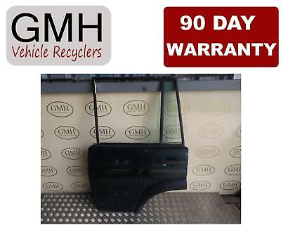 Land Rover Discovery Left Passenger Ns Rear Bare Door Green P/c (961) 2004-2009*