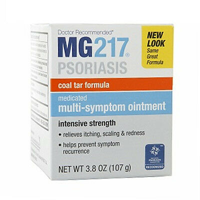 MG217 Medicated Multi-Symptom Ointment, Intensive Strength 107 g (3.8 oz)