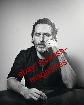 Andrew Lincoln Icon Spain October 2017 The Walking Dead Pedro Pascal