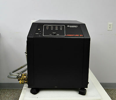 Coherent LaserPure 20N 0215-623 Closed Cycle Water Cooling Heat Exchanger