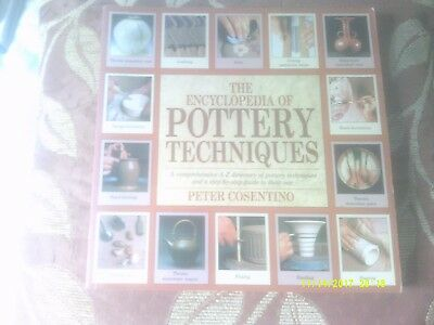Pottery Techniques Encyclopedia - Equipment, Materials, Methods,  Decoration,