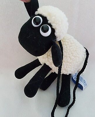 Shaun the Sheep bag wallace and gromit toy