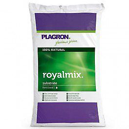 Terreau Plagron Royalty mix - 25 litres
