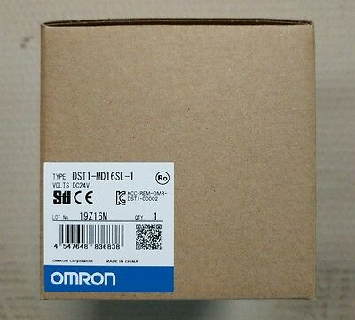 Brand new Omron Safety Safety I/O Terminal DST1-MD16SL-1