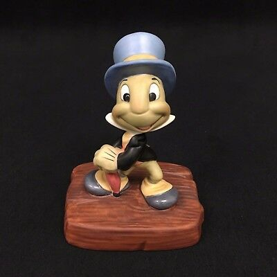WDCC Disney Classics Collection Cricket's The Name Jiminy Cricket DIS95