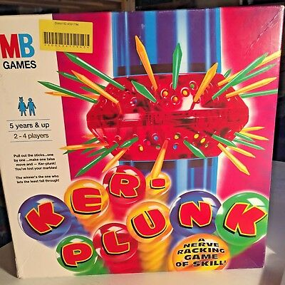 MB Games KERPLUNK Replacement Parts & Spares