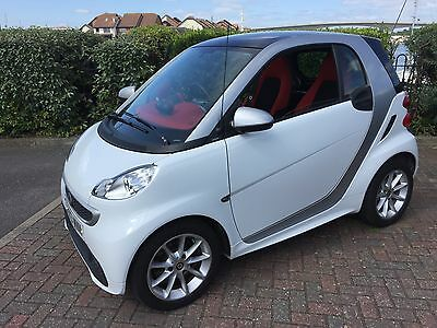 Smart ForTwo Passion Softouch AUTO