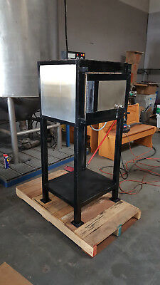 Electric Kiln for mining lab, jewelry or annealing.