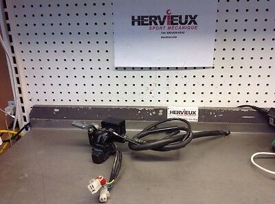 Yamaha Vmax V Max Venture 97 Mastercylinder Brake Parking Cable Switch 5120416D