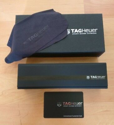 Tag Heuer Glasses/Spectacles Case - New in Box