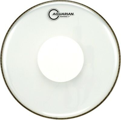 Aquarian Response 2 Power Dot Drumhead  16 in.