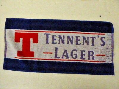 bar towels / beermats tennents lager new