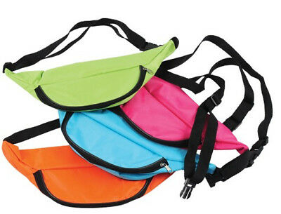 Fanny Pack Choose Your Color Bag Rave Club Bum Festival Pocket Bright