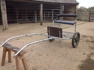 Pony Trap/Exercise Cart 12hh - 13.2hh
