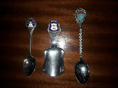 Solvourneir spoons