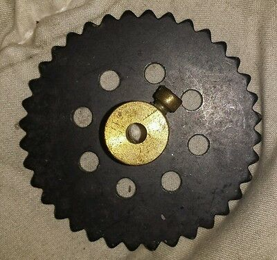Meccano Part 95 Sprocket 36 Teeth Original