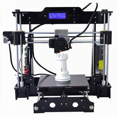 Auto Leveling Luxury Kit DIY LCD 3D Printer High Precision Reprap i3 BIG Size