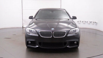 2013 BMW 5-Series 550i 2013 BMW 5 Series - Low Miles, Local AZ Car, M Sport Wheels, twin turbo V8