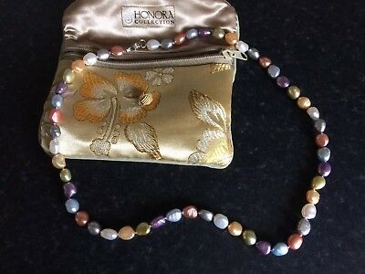 Honora Freshwater Pearl Necklace 20in