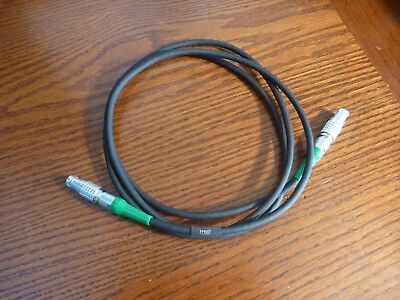 Leica Gev237 Lemo Data Cable - New/free Shipping
