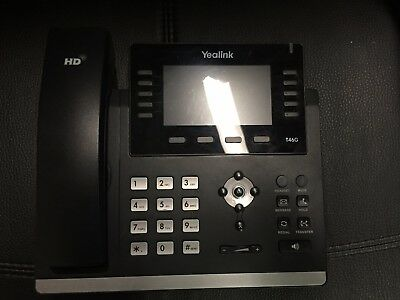 Yealink T46G Gigabit Office Phone
