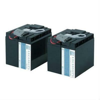 Brand New Replacement Battery Pack For Apc Rbc11