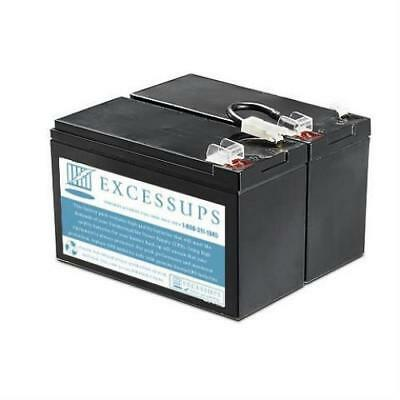 New Replacement Battery Pack For Apc Rbc6! Fresh Stock!