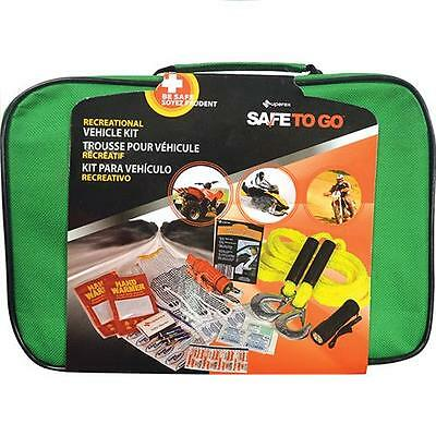 Roadside Emergency Kit for Recreational Vehicles ~ New