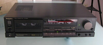 Technics RS-B905 Tape Deck · 3 heads · Hi-End · dbx · Cassette