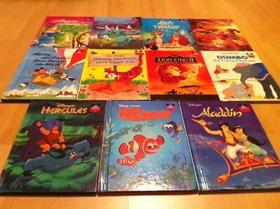 Disney Wonderful world of reading 11 Books