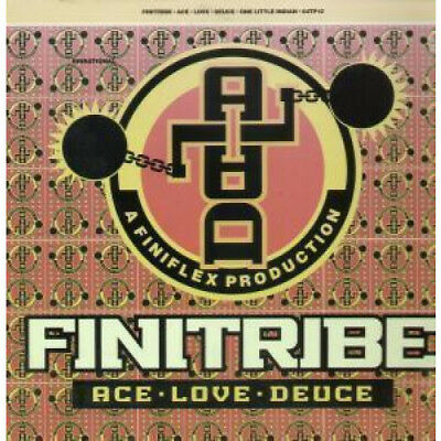 """FINI TRIBE Ace Love Deuce 12"""" VINYL UK Issue Pressed In France One Little"""