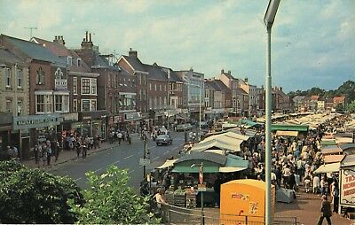 Postcard of Great Yarmouth Market Place
