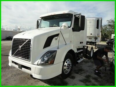 2007 Volvo VNL 42T Used DAY CAB SINGLE AXLE