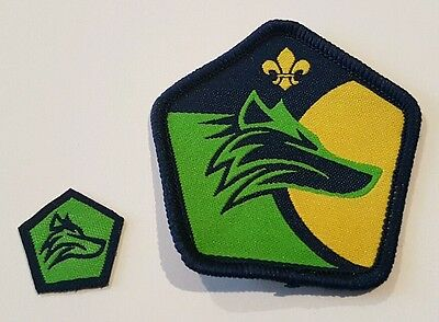 Scouts Canada Cubs Seeonee Award - old Six Star award lot of 2