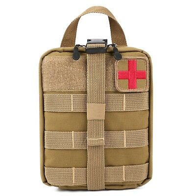 Bagail Rip-away Emt Pouch Molle Pouch Ifak Pouch Medical First Aid Kit Utility P