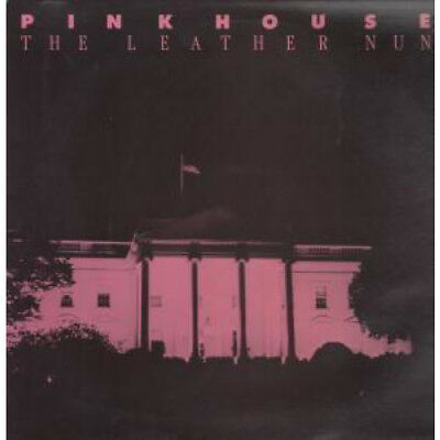 """LEATHER NUN Pink House 12"""" VINYL UK Wire 1986 3 Track Extended Version"""
