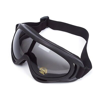 Universal Adjustable UV Protective Safety Sports Outdoor Glasses Wind Dust Pr...