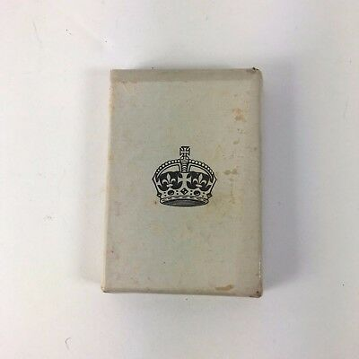 Original WW2 British General Service Medal GSM with Palestine Clasp - Box Only