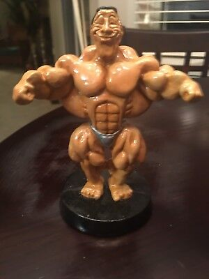 Bodybuilding Xtreme Figurine Collectible Muscle Statue