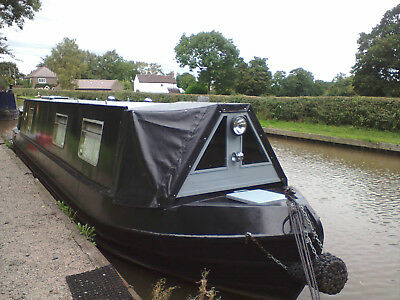40ft Cruiser stern, 2 berth canal, narrow boat, barge Live aboard BSC Dec2019