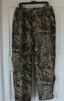 Remington Realtree AP HD Camo Hunting Pants With Scent Control Mens Size 2XL