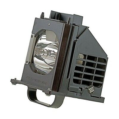 Mitsubishi WD65737 Rear Projector TV Assembly with OEM Bulb and Original Hous...