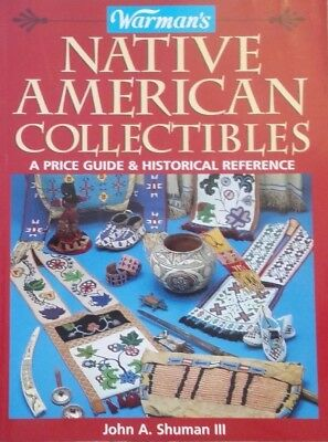 Native American Collectibles Value Guide Book