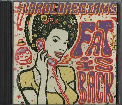 Caroloregians, The - Fat Is Back (CD 2012) NEW - The Meters Upsetters Aggrolites