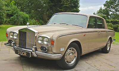 1976 ROLLS ROYCE  SILVER SHADOW     only 26k miles from new 2 owners