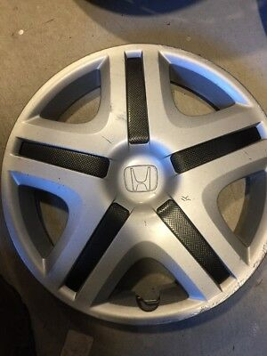 1-2007 2008 HONDA Fit HUBCAP Wheelcover HUB CAP WHEEL COVER 14""
