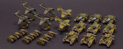 Forge World Epic 40K IMPERIAL GUARD ARMY - PAINTED