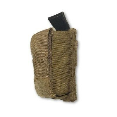 M9 9mm Pistol Mag pouch Kydex Eagle Industries Coyote FSBE MOLLE Good